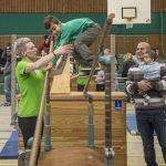 """""""Rund und bunt"""": Sportlicher Nachwuchs beim HSC-Spielfest in der Hilgenbaumhalle"""