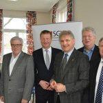 Kommunaler Jahresempfang im Kreis Unna mit Innenminister Ralf Jäger