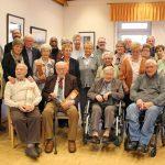 Geburtstagsnachfeier des Trägervereins der Senioren-Begegnungsstätte