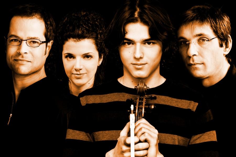 Gastiert in der Scheune auf Haus Opherdicke: das Delian Quartett  (Foto: Delian Quartett)