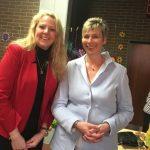 Bianca Dausend besucht Holzwickeder Frühling