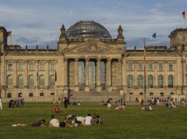 Immer eine Reise wert: Der Deutsche Bundestag im ehemaligen Reichstagsgebäude in Berlin ist ein Ziel einer Fahrt der Jungen Union über Pfingsten. (Foto:_ P. Gräber - Emscherblog.de)