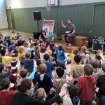 Dudenrothschüler gehen auf Trommel-Abenteuerreise