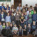 Gemeinde ehrt erfolgreiche junge Sportler der Jahre 2015/16
