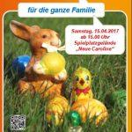 CDU lädt Kinder und Familien zum Ostereiersuchen ein