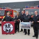 Neue Feuer- und Rettungswache an Löschzug II Süd übergeben