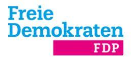 """<span class=""""caps"""">FDP</span> Ortsverband Holzwickede lädt zum Ortsparteitag ein"""