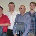 Frank Spiekermann und Tobias Sauer  bilden neu Führungsspitze bei HSC-Junioren