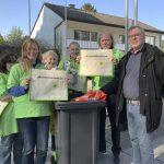 """Aktion """"Holzwickede tütet um"""": Grüne tauschen Plastiküten kostenlos um"""
