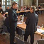 Bernd Kasischke einstimmig zum neuen 1. Beigeordneten gewählt
