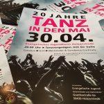 Ev. Jugend feiert: 20 Jahre Tanz in den Mai
