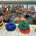 Neue Wassergymnastik-Kurse beim HSC-Gesundheitssport