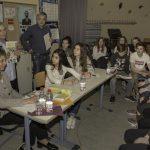 Bürgermeisterin Ulrike Drossel besucht Siebtklässler des CSG im Politikunterricht