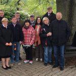 Fraktion vor Ort: FDP besucht Gartenfreunde