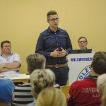 Vorstand verjüngt: Sebastian Bennet neuer 1. Vorsitzender des Holzwickeder SC