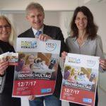 Countdown für Hochschultag: Platz in Workshops sichern