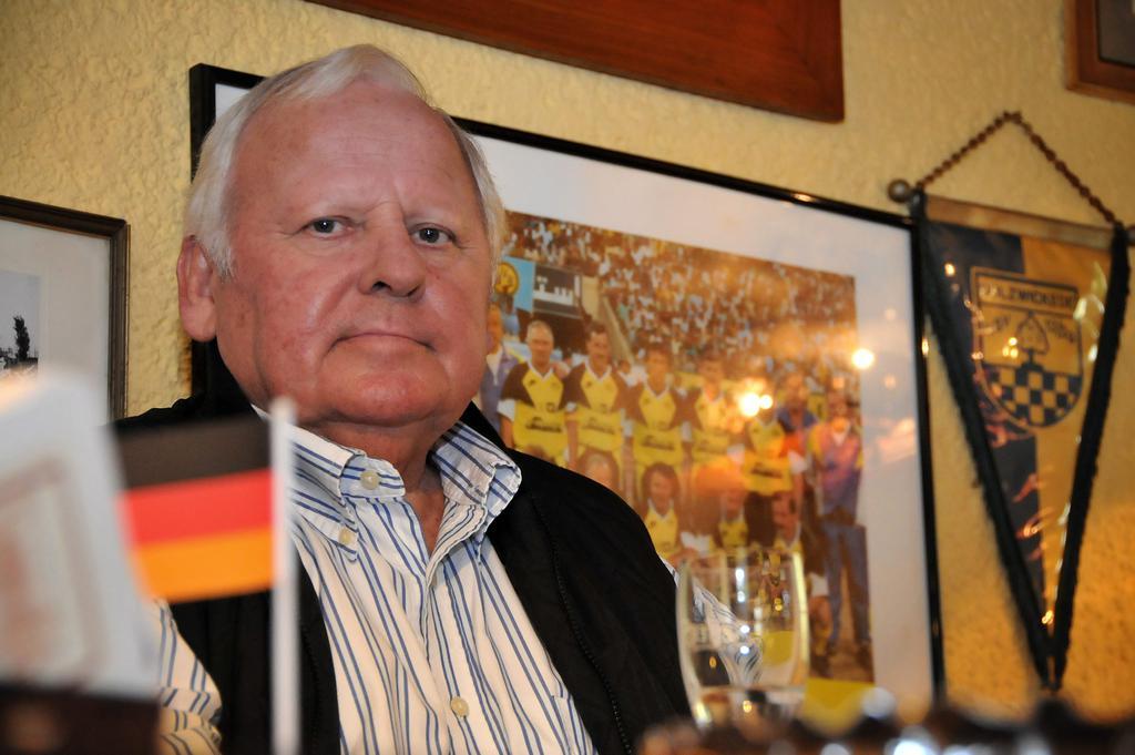 """Dieter """"Hoppy"""" Kurrat vollendet heujt sein 75. Lebensjahr. (Foto: privat)"""