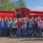 Bauernausflug des Landwirtschaftlichen Ortsvereins Holzwickede