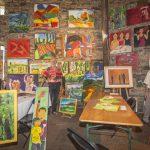 Holzwickeder Malermarkt öffnet am Wochenende seine Pforten