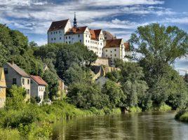Die Besichtigung des Schlosses in Colditz steht bei der Sommertour ebenfalls auf dem Programm.- (Foto: Stadt Colditz)
