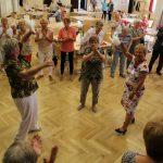 Tanznachmittag des Seniorentreffs in der Rausinger Halle