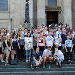 42 Schüler des CSG auf Exkursion in der europäischen Metropole London