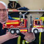 Löschzug 2 feiert Eröffnung der neuen Feuer- und Rettungswache Süd