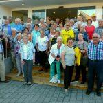 Reisegruppe des HSC-Gesundheitssports besucht Bodensee
