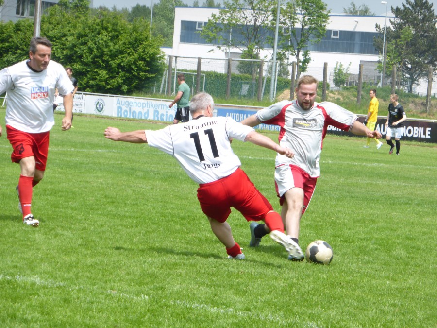 Für das Turnier der Strammen Jungs des HSC am Donnerstag, 15. Juni (Fronleichnam) im Montanhydraulik-Stadion haben 18 Teams gemeldet. (Foto: privat)