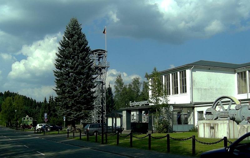 Besucherbergwerk Ramsbeck. (Foto: Stefan Didam - Schmallenberg CC 3.0)