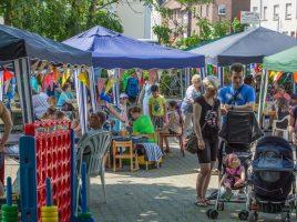 Morgen steigt wieder das traditionelle Sommerfest für die ganze Familie am Treffpunkt Villa an der Rausinger Straße 1. (Foto: P. Gräber - Emscherblog.de)