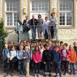 Waldschule Cappenberg: Erster Unterricht am neuen Lernstandort Haus Opherdicke