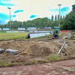 Bauarbeiten im Montanhydraulik-Stadion bis zum Ruhr-Cup abgeschlossen