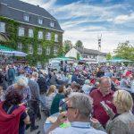 Letzter Streetfoodmarkt in diesem Jahr bietet Besuchern auch ein großes Zelt