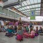 Spannender Besuch am Flughafen Dortmund