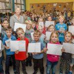 Dudenrothschule ehrt seine besten Sportlerinnen und Sportler