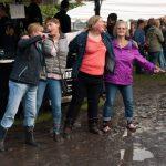 Wacken-Feeling beim 3. Haarstrangfest auf dem Erbstößer-Hof