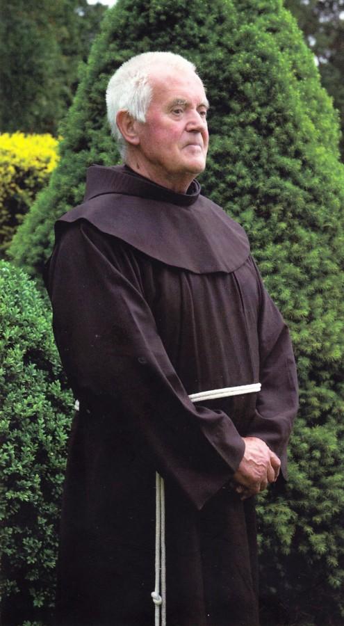 Pater Beda im Alter von 75 Jahren. (Foto: privat)
