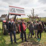 Schlüter und Schlepperfreunde besuchen Meißner Feldtage in Nordhessen
