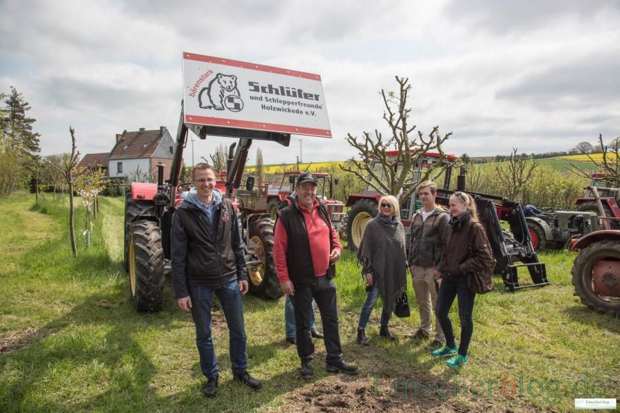 Die Schlüter und Schlepperfreunde Holzwickede besuchen ihre Vereinskollegen in Nordhessen am 10. September.  Interessierte Gäste können sich noch melden. (Foto: P. Gräber - Emscherblog.de)