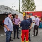 Auch Gemeinde von Bombenfund überrascht: Bürger sofort informiert