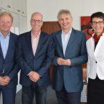 Neues Gesicht im Schulamt: Landtrat begrüßt Holger Nolte
