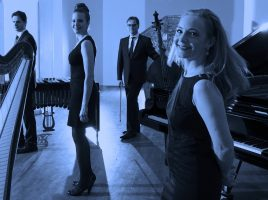 Blue Chamber Quartett – Foto © Lukas Beck