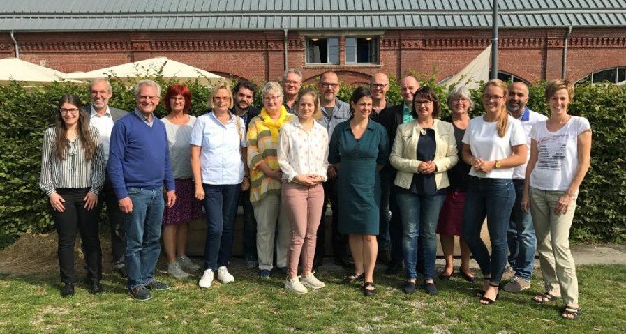 Kommunale Koordinierung von Bildungsangeboten für Neuzugewanderte - Foto: Karolin Migas Kreis Unna)