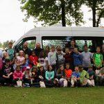 Jugendrotkreuz Holzwickede begibt sich auf Kaperfahrt nach Ladbergen