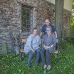 Historischer Verein rettet eiserne Bank von Haus Dudenroth
