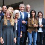 Bei der Integration ganz vorn: Staatssekretärin lobt KI Kreis Unna