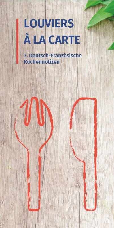 Das Cover des neuen Kochbuchs des Freundeskreises.