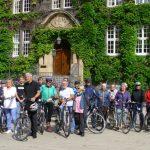 Gruppentour der CDU mit dem Rad zum Phoenixsee