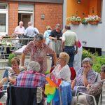 Auch Wetter spielte mit: Guter Besuch beim Sommerfest des Trägervereins